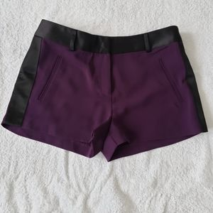 NWOT Forever 21 Purple Shorts